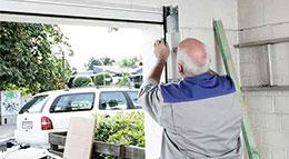 Garagenmodernisierung durch Teckentrup