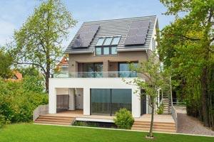 Baufritz Energiesparhaus Haus am See