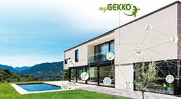Symbolbild Smart-Home von myGEKKO
