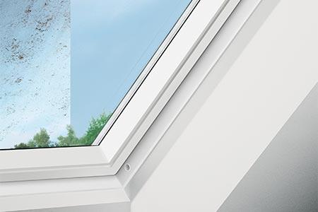 Velux Dachfenster mit Selbstreinigungseffekt