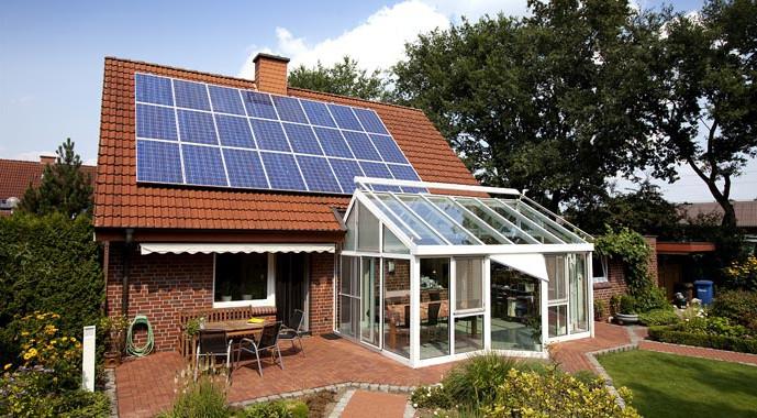 Photovoltaikanlage von SolarWorld
