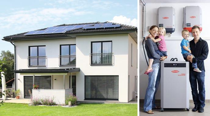 Fronius Solarstromspeicher Energy Package
