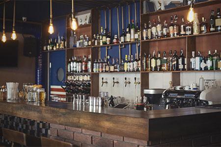 Symbolbild Bar