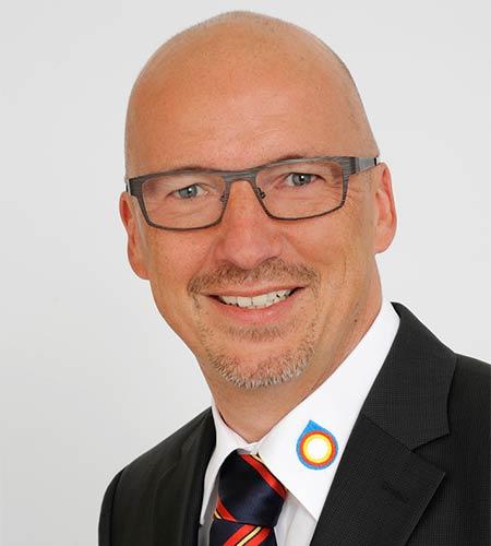 Heizungsexperte Thorsten Heideck von der SHK-Innung Berlin