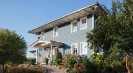 Stommel Haus Familienhaus Außenansicht