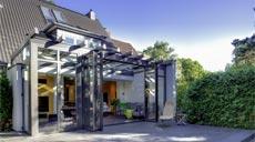 Wintergarten Dachsystem von Solarlux