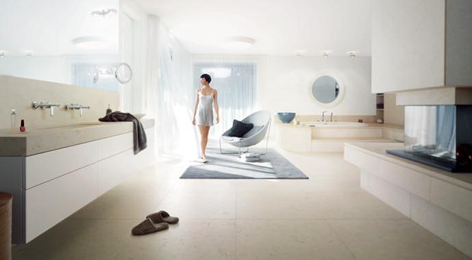 Mit den neuen GROHE SPA® Produkten wächst die Auswahl an Funktionen und individuellen Designs, um das eigene Badezimmer in ein persönliches Spa zu verwandeln.
