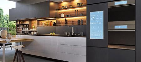 Symbolbild smarte Küche