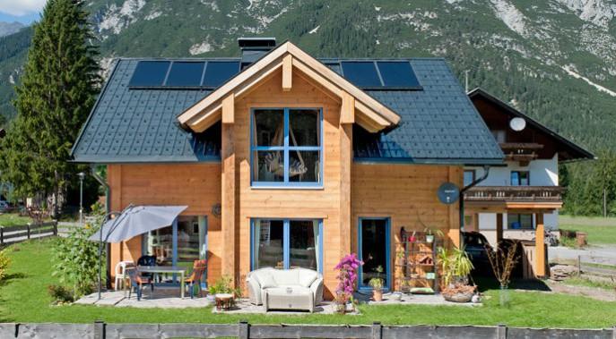 Fullwood Tiroler Schatzkästchen Außenansicht