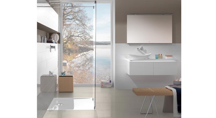 Duschlösungen von Villeroy & Boch | Hurra wir bauen