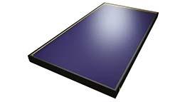 Hochleistungs-Flachkollektor CS500 Edge von CitrinSolar