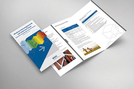 BDH-Broschüre zur Solarthermie-Förderung