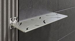 Duschablage Shelf-W von Schlüter-Systems