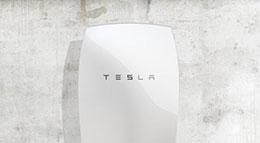 Stromspeicher Powerwall von Tesla