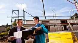 Baukosten beim Hausbau müssen solide ermittelt werden.