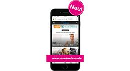 Screenshot Smartwohnen.de