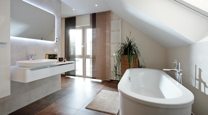 Fingerhaus Badezimmer