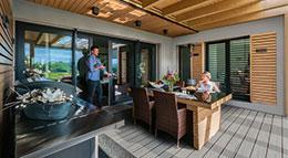 Terrassendielen Terrace Massive Pro von Inoutic