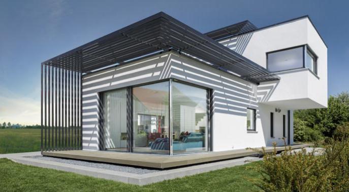 Luxhaus Muserhaus fine Außenansicht