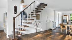 Holz-Metall-Natursteintreppen von Kenngott