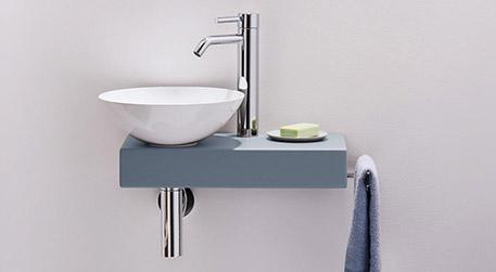 Waschplatz Piccolo Novo von Alape