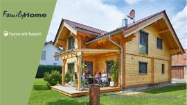 Ökologisch Bauen: mit Holz!