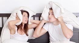 Schallschutz für einen gesunden, erholsamen Schlaf