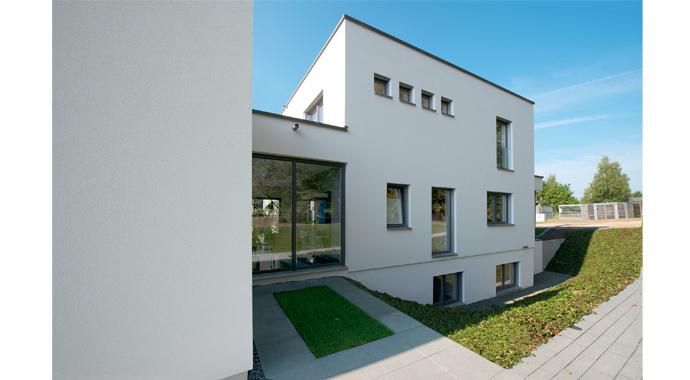 musterhaus villingenschwenningen musterhaus von fertighaus. Black Bedroom Furniture Sets. Home Design Ideas