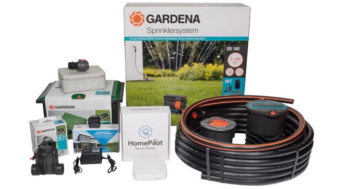 Rademacher Aktionspaket Smarte Rasenbewässerung