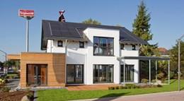 Fingerhut EnergiePlus Haus R 140.20 Außenansicht