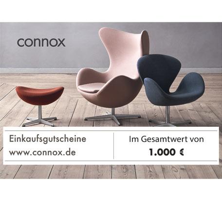 Einkaufsgutschein von Connox
