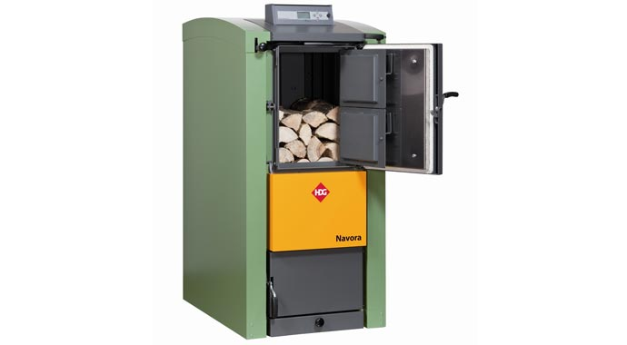 Scheitholzkessel Holzvergaserkessel HDG Navora