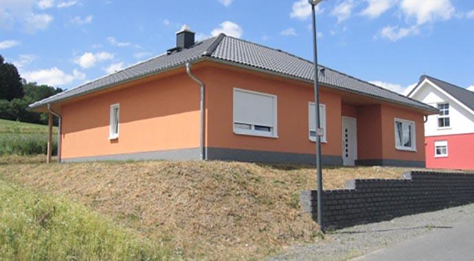 Musterhaus bungalow  Town & Country Haus: Musterhaus Bungalow 128