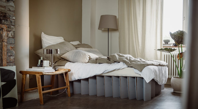 Bett 2.0 von Room in a Box