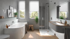 Fingerhaus badezimmer  Badezimmer: Hier gibt es kreative Ideen für Ihr modernes Bad!