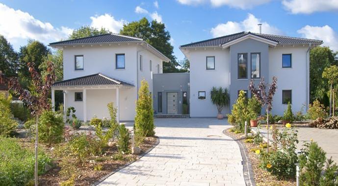Haas Haus Architektenhaus TL 297 Außenansicht