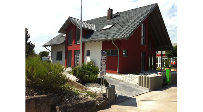 Hanlo Haus: Musterhaus Fellbach