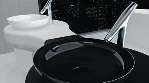 Waschtischschale Miena von Kaldewei