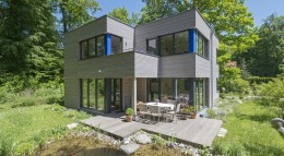 KfW-Effizienzhaus von Haacke Haus