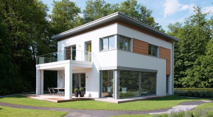 weberhaus citylife haus 700 hurra wir bauen. Black Bedroom Furniture Sets. Home Design Ideas