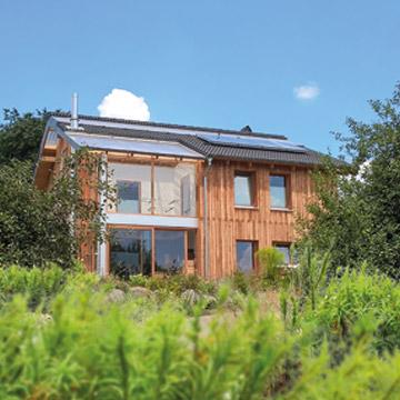 Hintertaunus von Bio-Solar-Haus