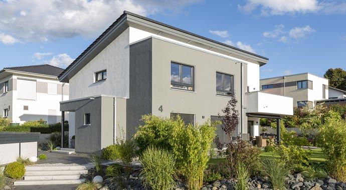 Meisterstück-Haus Pult und Design Außenansicht
