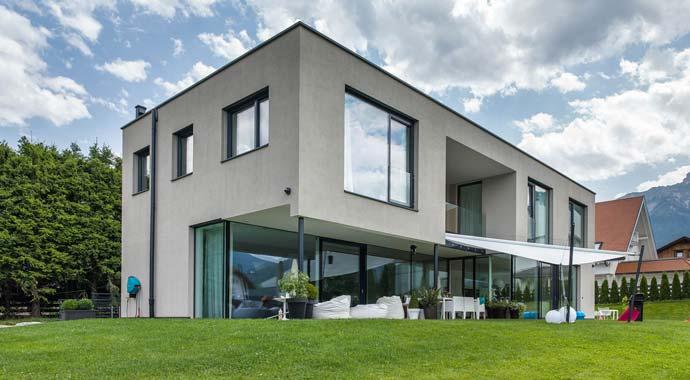 Rubner Haus Prugger Außenansicht