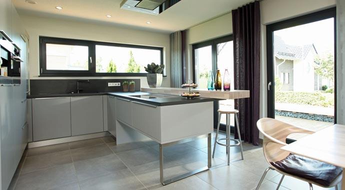 Fingerhaus küche  FingerHaus: Musterhaus Neo 300