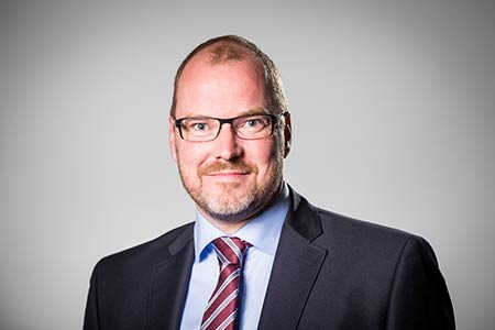 Portrait Dipl.-Ing. Holger Schmidt, Bauherrenberater des Bauherren-Schutzbund e.V., Region Oldenburg