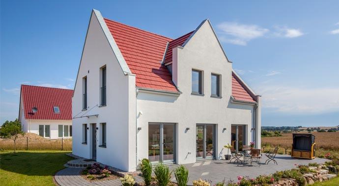 Außenansicht Haus Preuß von BAUMEISTER-HAUS