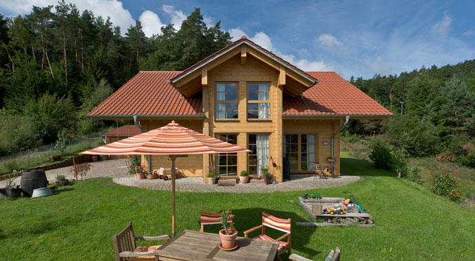 Fullwood Haus am Schlossberg Außenansicht