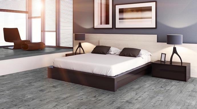 laminatboden von logoclic mit neuem jubil umsdekor. Black Bedroom Furniture Sets. Home Design Ideas