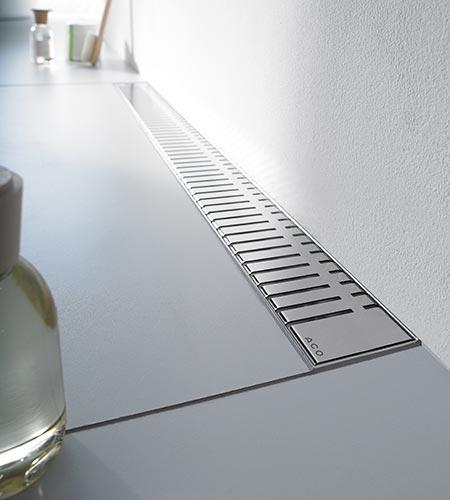 Duschrinne Piano von ACO Haustechnik