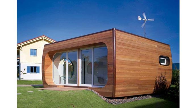 hanse haus musterhaus hanse colani rotorhaus. Black Bedroom Furniture Sets. Home Design Ideas